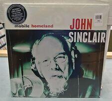 JOHN SINCLAIR - MOBILE HOMELAND LP - RSD 2017 - COLOR - DOWNLOAD - NEW - SEALED
