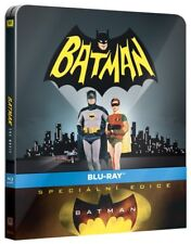 BATMAN 1966 - Steelbook Blu-Ray New & Factory Sealed
