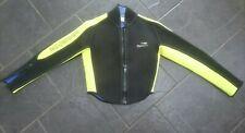 Child's Typhoon Front Zip Wetsuit Jacket. Aged 10 -12