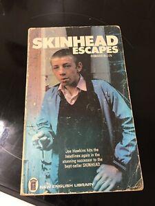 Skinhead Escapes Paperback Book