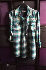 BNWT 100% Cotton Checked Shirt 10