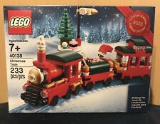 Lego 40138 2015 Limited Edition Holiday Christmas Train Retired Set New