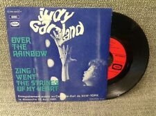 FRENCH SP JUDY GARLAND - Over the raimbow - Capitol 80122