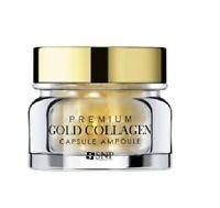 SNP Premium 24k Gold Collagen 30 Capsule Ampoule Anti aging Wrinkle care Elasitc