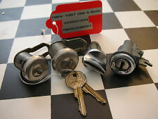 64-67 GM A-Body, Door,Glove Box,Lock Set & Ignition, Wit Two Keys. ( USED )