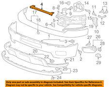 Chevrolet GM OEM Silverado 2500 HD FRONT BUMPER-Center Reinforcement 25996794