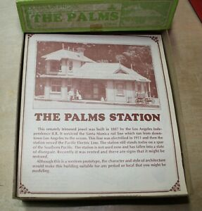 Durango Press HO Scale The Palms Station, Kit #DP-19