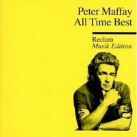 "PETER MAFFAY ""ALL TIME BEST - RECLAM MUSIK EDITION 16""  CD NEU"
