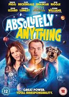 Absolutely Anything DVD *NEW & SEALED*