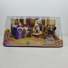 Disney Tangled the Series Advenure Figurine Set - 5 Figures - NEW! Jakks Pacific