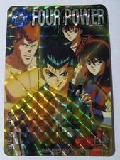 Carte Yu Yu Hakusho Carddass Part 5 #169 Prisme BANDAI 1994 MADE IN JAPAN