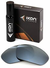 Polarized IKON Replacement Lenses For Oakley X-Metal Juliet Silver Mirror