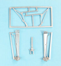 L-19/0-1 Bird Dog Landing Gear&Eng. Supts for 1/32nd Scale Roden Model SAC 32113