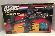 Vintage GI Joe 1997 A10 Thunderbolt Vehicle Display Empty Box & Insert Only Rare