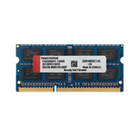 DDR3 4GB 8GB PC3-12800 Laptop SODIMM DDR3 1600 MHz 204pin Memory RAM 1.5V No ECC
