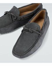 Tod's Men's Laccetto Occhielli Gommino City Driving Shoes 9 NEW