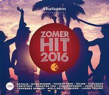 Zomerhit 2016 (Laura Lynn, Christoff, K3, Clouseau, Romeo's, Jo Vally...) (2 CD)