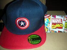 UFFICIALE Marvel Comics Snapback B660 Cappello-Baseball Cap Cappello Camionista
