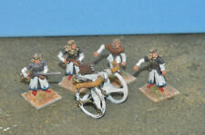 high elfs bolt thrower 4 crew metal warhammer fantasy sigmar (8649) painted