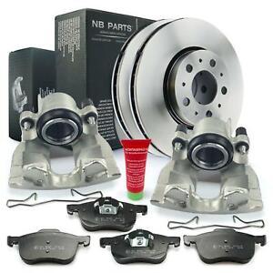 Kit de montage plaquettes de freins avant VOLVO s60 s80 v70 xc70