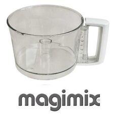 MAGIMIX bol 17415 robot Compact 3150 3200 poignee blanche white bowl kosher