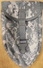 Excellent E-Tool Carrier ACU US Military MOLLE Tri Fold Shovel Pouch Entrenching