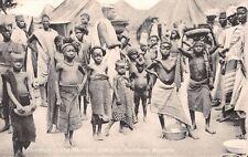 NIGERIA -  LOKOJA, Children in the Market, Northern Nigeria