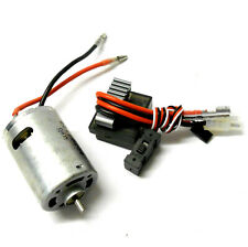 N10049 1/10 Scale Buggy ESC RC Electric 7.2v 20T + 540 20 Turn Motor Combo 320a