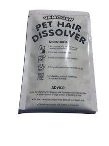 Vamoosh Pet Hair Dissolver Sachet 100g x 1 - Bedding, Blanket & Towel Cleaner