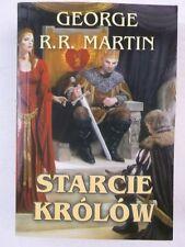 Gra o Tron, Tom II. Starcie Królów, George R.R. Martin, polska ksiazka