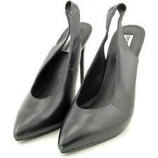 Steve Madden Leather Slingback Heels for Women