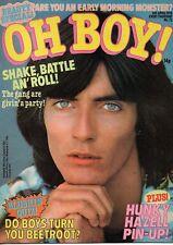 Oh Boy! Magazine 8 April 1978 No.72      Nicholas Ball      Rod Stewart