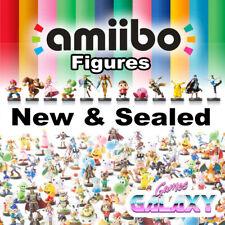 Le cifre ufficiali Nintendo Amiibo-NUOVO e SIGILLATO