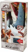 Mattel Jurassic World Real Feel Mosasaurus Dinosaur Action Figure 71cm