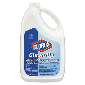 Clorox Clean-Up Disinfectant Cleaner with Bleach, Refill (128 oz. bottles,4 pk.)