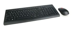 Lenovo Essential Wireless Keyboard and Mouse Combo4X30M39458