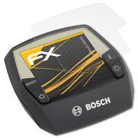 atFoliX 3x Film Protection d'écran pour Bosch Intuvia mat&antichoc