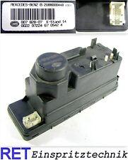 Zentralverriegelungspumpe ZV Pumpe HELLA 2088000448 Mercedes Benz W 210 original