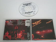 BOB SEGER & THE SILVER BULLET BAND/NINE TONIGHT(CAPITOL CDP 7 46086 2) CD ALBUM