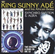 King Sunny Ade - Synchro System / Aura [New CD]