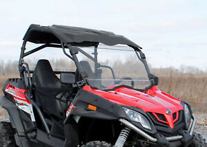 CFMOTO Z Force Full  UTV Windshield with VENTS  2014-20 ALL MODELS