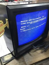 Amstrad CPC6128 Computer System disk Plus Ctm 640/644 Monitor Boxed Amazing