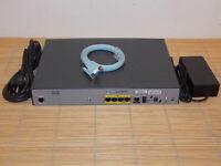 CISCO C887VA-K9 VDSL2/ADSL2+ Router with default License
