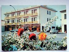 NEGRISIA DI PIAVE Bar ALLA CROCE LORENZON GIORDANO Treviso vecchia cartolina