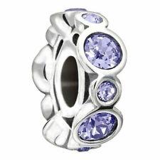 Chamilia BIRTHSTONE JEWELS JUNE Sterling Silver Swarovski Crystal