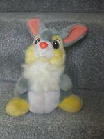 Disneyland Walt Disney World Thumper Soft Plush Toy Vintage 8 inches Bambi