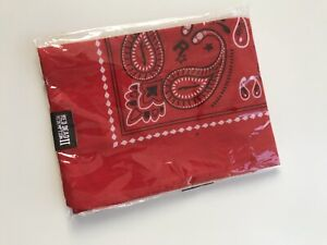Red Dead redemption 2 Collectors Edition Red Bandanna Sealed