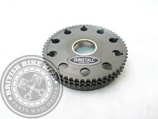 Dunstall Alloy Clutch Drum Sprocket - Triumph T140 Bonneville / TR7 Tiger