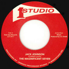 NEW- MAGNIFICENT SEVEN- Jack Johnson/ DOBBY DOBSON- Seems to me I'm los SJR349-7