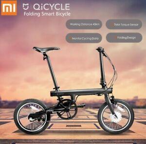 Vélo électrique Xiaomi Mi Smart Folding Bike Qicycle - 2021 bicicleta Fahrrad
